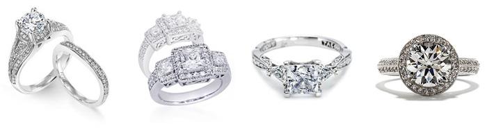 5 trendovskih stilov zaročnih prstanov