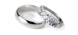 Poročni prstan: 7 nasvetov, kako izbrati pravega