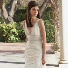 Poročna obleka: poiščite pravi izrez za vašo postavo